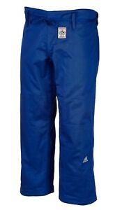 "adidas Judo-Hose ""CHAMPION II"" IJF, blau JT275B - Judo-Hose - Pants"