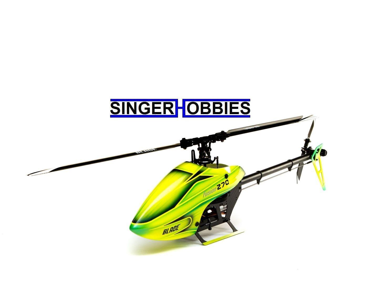 E-FLITE BLADE Fusion 270 ARF RC helicóptero BLH5360 HH