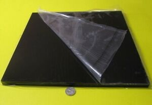 40 Black 60 or 70A 50 30 Polyurethane Sorbothane Sheet 1//8 Thick x 24 x 24
