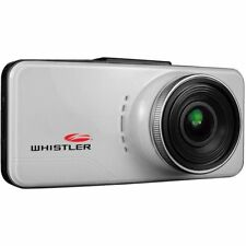 "Whistler D15VR Windshield Mount Dash Camera with 2.7"" Inch LCD Monitor 1080p HD"