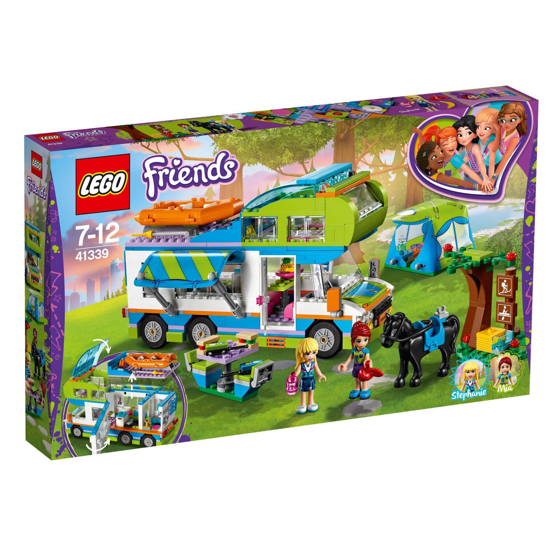 LEGO Friends Friends Friends 41339 Mias Wohnmobil Le camping-car de Mia Camper Van N1 18 d65288