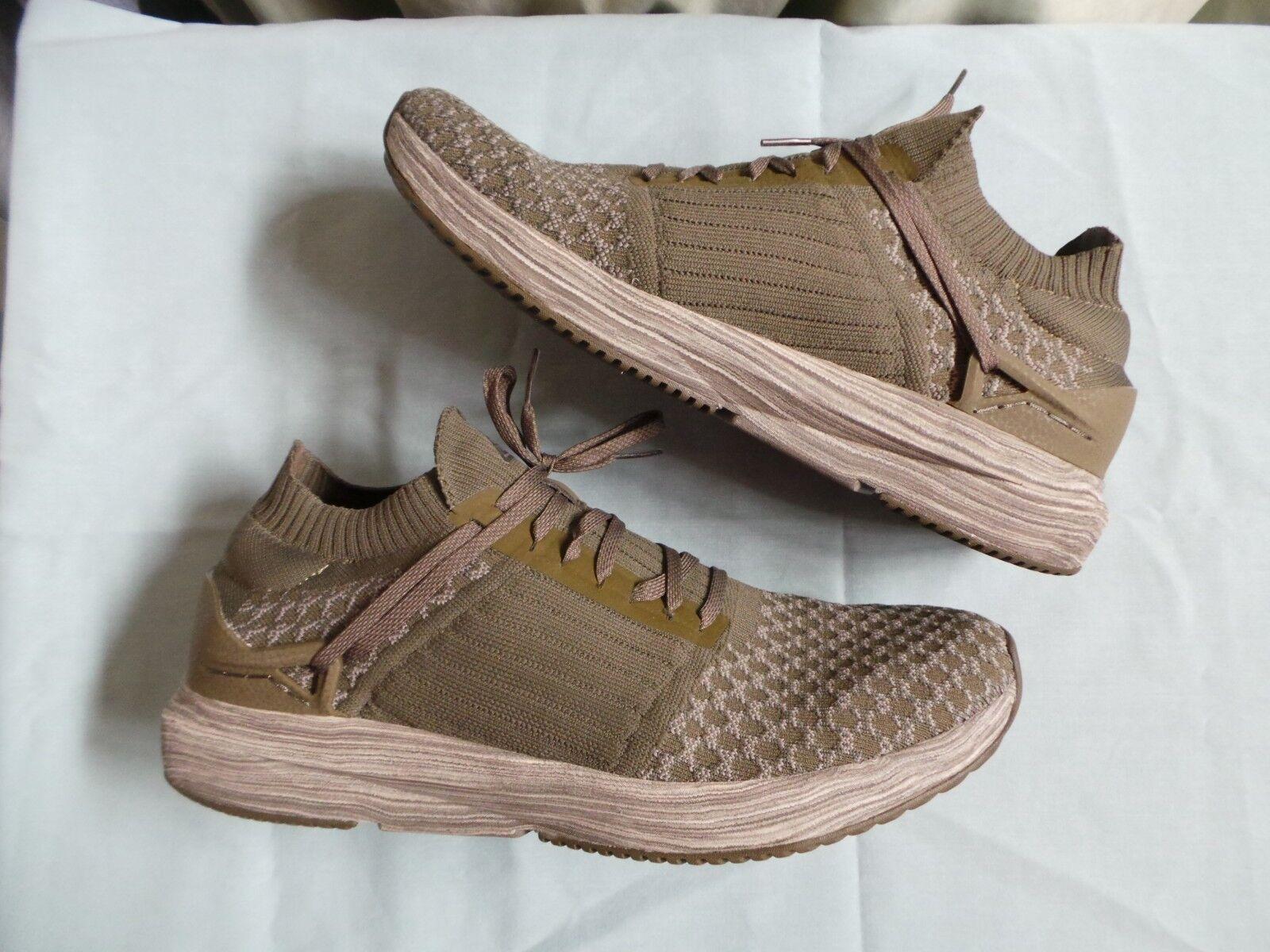 BrandBlack Brand Black Viento running shoe knit comfortable rare s 11 DS NEW NIB