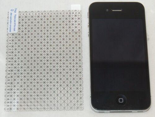 "NEW 4x3/"" GPS Universal Clear LCD Screen Protector TomTom Garmin Magellan Mio NEW"