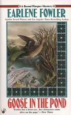 Goose in the Pond by Earlene Fowler (1998, Paperback)