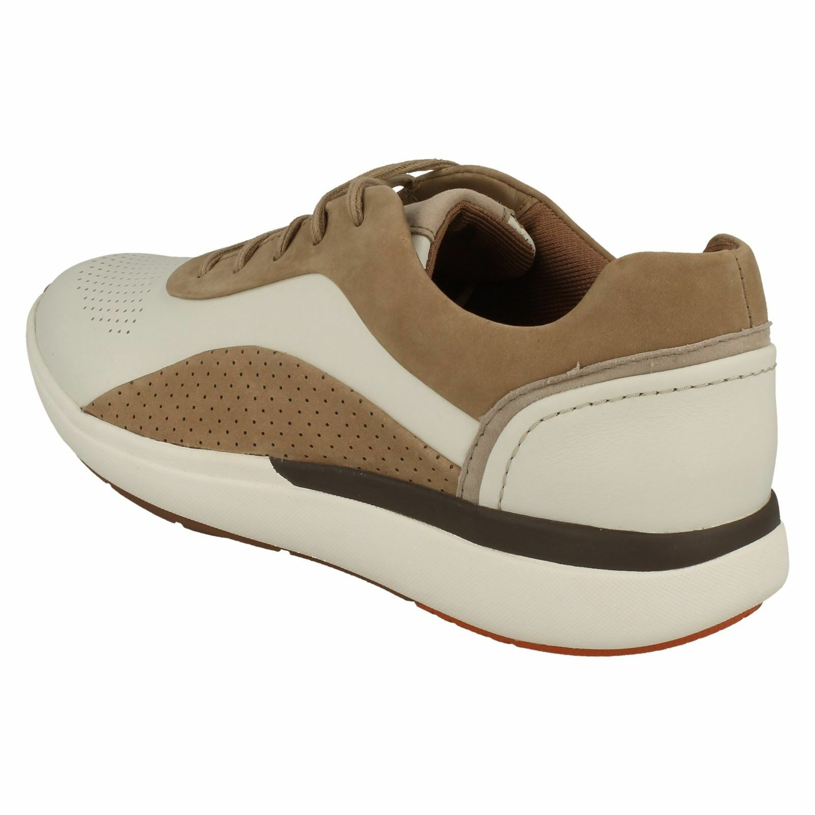 LADIES CLARKS UNSTRUCTUROT LACE UP CASUAL SPORTS TRAINERS Schuhe CRUISE UN CRUISE Schuhe LACE 95397a