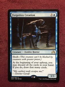 Forgotten-Creation-MTG-Magic-Mint-NM