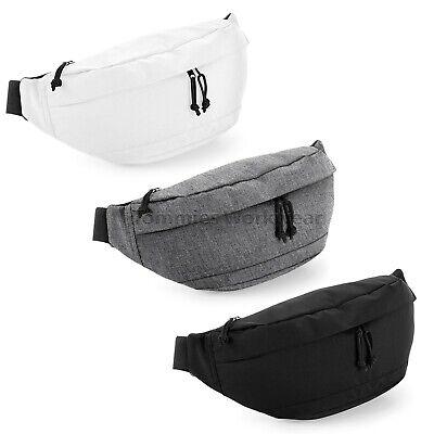 Bagbase Borsa A Tracolla Oversize Soldi Cintura Girovita Pack Marsupio Pouch (bg143)-mostra Il Titolo Originale