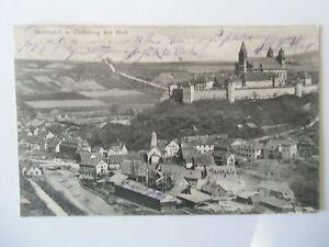 Ansichtskarte-Steinbach-und-Comburg-bei-Hall-1903