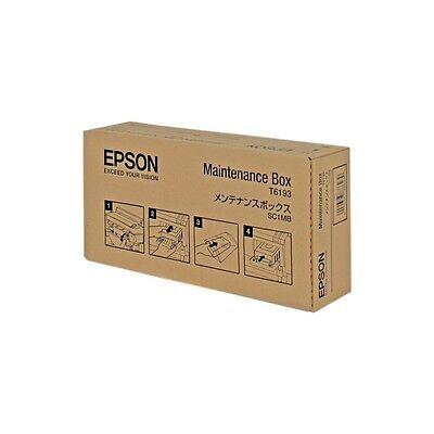 Genuine Epson SC T3200 T6193 maintenance tank cart T619300 surecolor T3200D PS