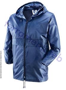 Impermeable Vent K Bleu Poncho Veste Way Coupe 1qFA1x6R