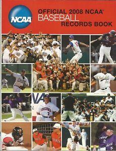 NCAA-Official-Baseball-Records-Book-2008