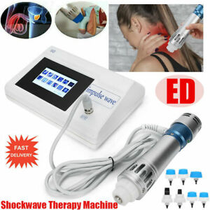 Physical Acoustic Shock Wave Pain Relief Therapy Machine ED Erectile Dysfunction