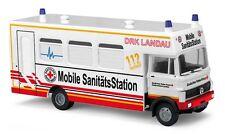 "Busch 40705 MB, lp809, RDC ""mobile sanitätsstation"", h0 auto modello 1:87"