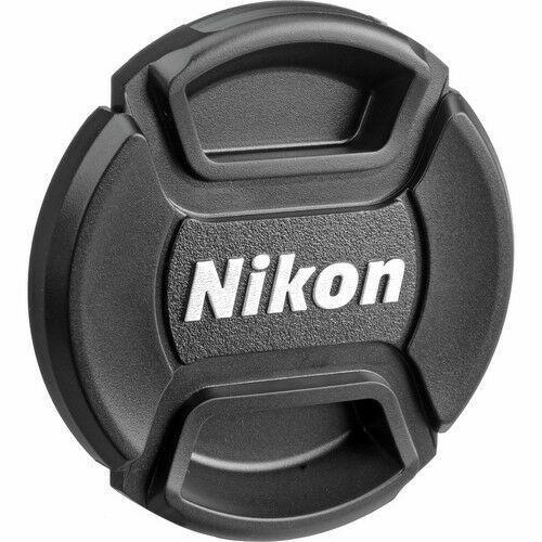 58 mm Snap lens cap
