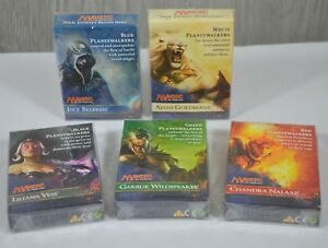 MTG-Magic-Gathering-30-Card-M14-Ready-To-Play-Decks-Lot-Of-5-Factory-Sealed
