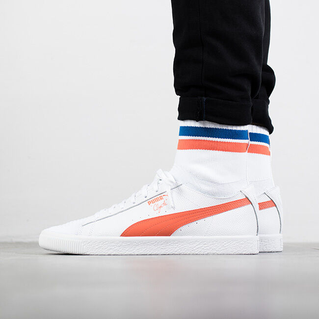 MEN'S SHOES SNEAKERS PUMA CLYDE SOCK NYC [364948 04]