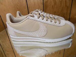 79e33754143 Nike Classic Cortez Premium Shoes Women s Shoes 905614 200 Beige ...