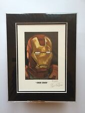 Iron Man ~ Limited Edition ~ By Patrick J Killian