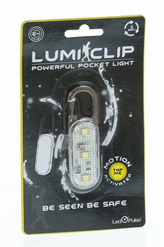 Lumi Clip Powerful Pocket Light Mini Torch