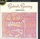 Gabriel's Greeting: Medieval English Christmas Music (CD, Sep-2003, Hyperion)