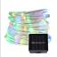 10-20M-LED-lumiere-guirlande-lumineuse-etanche-exterieur-solaire-decor-de-Noel-G miniature 30