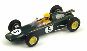 Lotus 24 T.taylor 1962 # 5 2nd Dutch Gp 1:43 Modèle S4272 Spark