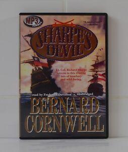 Sharpe-039-s-Devil-by-Bernard-Cornwell-MP3CD-Audiobook