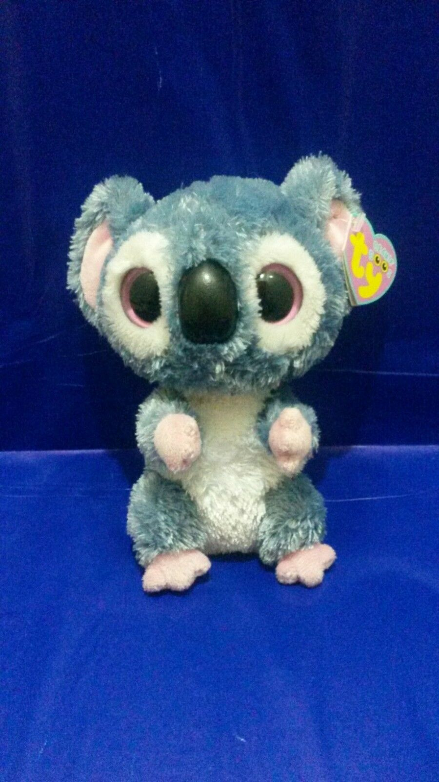 SUPER RARE Beanie Boo Kooky the Koala RETIRED w  Purple Tag