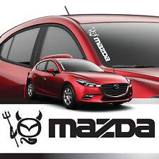DEVIL DECAL FOR MAZDA