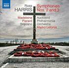 Ross Harris: Symphonies Nos. 2 & 3 (CD, Feb-2012, Naxos (Distributor))