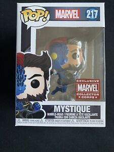 Mystique-Marvel-Coleccionistas-Corps-Exclusivo-Xmen-Funko-Pop