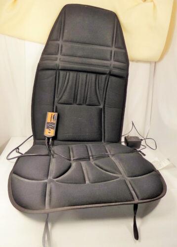 Body Pulse Heat Massage Car Seat Cushion ACDC HOME CHAIR MASSAGE