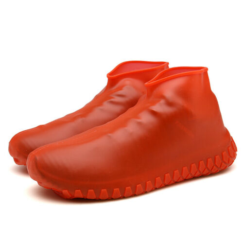 Waterproof Non-slip Shoe Covers Boots Outdoor Seamless Design For Men and Women