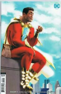 Shazam-9-2019-DC-Comics-Kaare-Variant-Cover-B-1ST-PRINT-JOHNS