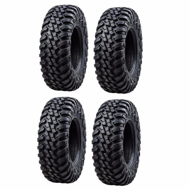 Utv Tires For Sale >> Tusk Terrabite Radial Atv Utv Tire Kit Set Of Four 4 Tires 32x10 14