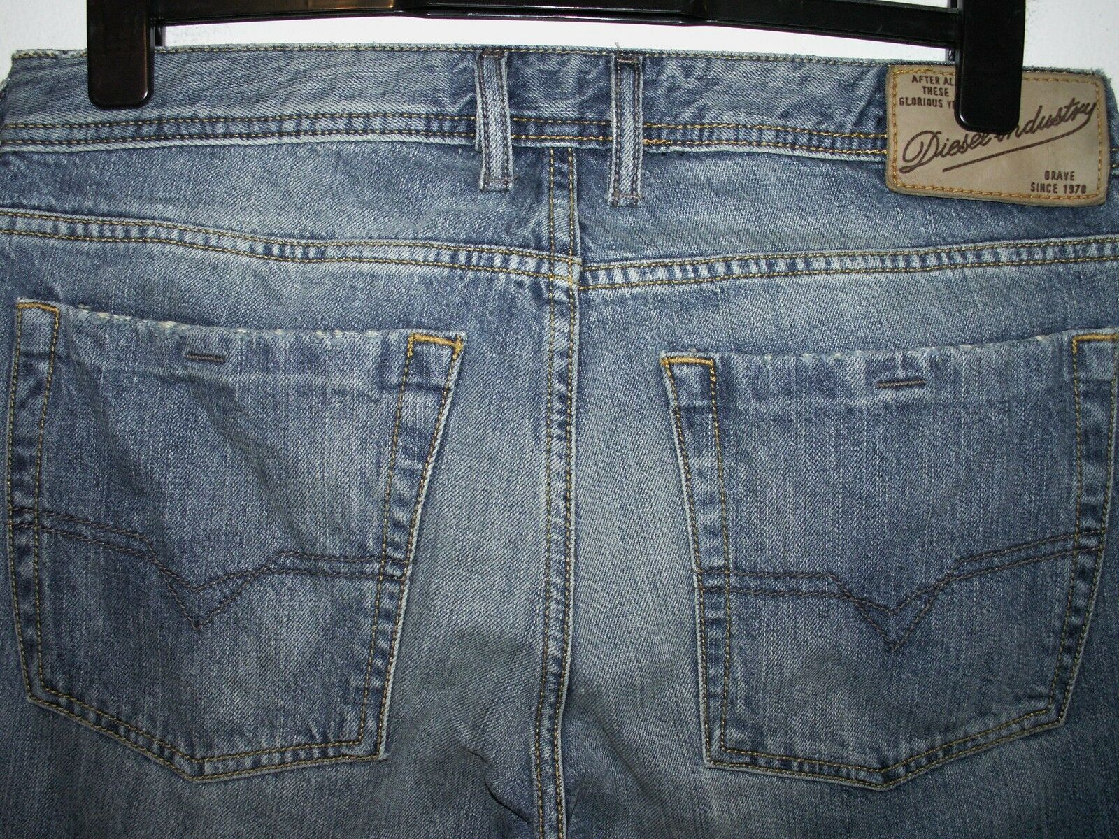 Diesel zathan bootcut jeans wash 0072H W32 L32 (a4222)