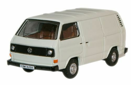 OXFORD 1//76 pastel blanc VW T25 Van # 76T25001