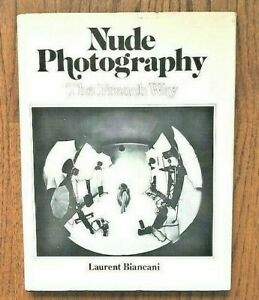 NUDE PHOTOGRAPHY, the FRENCH WAY, HC, DUST JACKET Stored