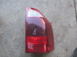 Shogun 2004-2007 Rear Tail Light Lamp O//S Drivers Right
