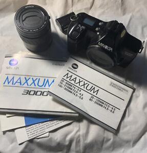 Minolta-Maxxum-3000i-35mm-Camera-Body-With-AF-35-80mm-Lens