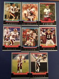 2004-amp-2005-Bowman-WASHINGTON-REDSKINS-Complete-Team-Set-Lot-SEAN-TAYLOR-ROOKIE