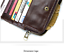 Men-Genuine-Leather-Cowhide-Wallet-Bifold-RFID-Credit-Card-Holder-Zipper-Purse thumbnail 12