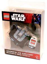 LEGO® Star Wars 4520686 Vaders TIE Fighter Bag Charm Anhänger MISB NEU OVP 2007