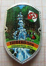 Stocknagel für Wanderstock 12c  Triberg Schwarzwald mit Wasserfälle