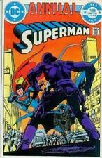 Superman Annual # 9 (1st series, Alex Toth) (USA,1983)