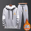NEW-Mens-Michael-Air-23-Jordan-Tracksuit-Hoodie-and-Pants-Men-Sportswear thumbnail 10