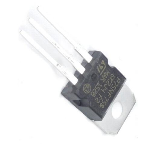 2//10PCS P75NF75 P75N75 STP75NF75 TO-220 transistor original ST High quality