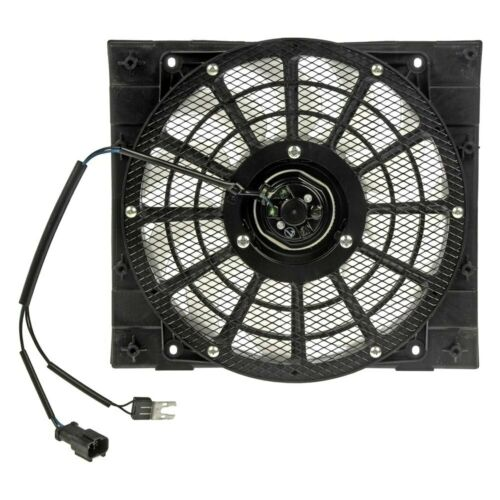 AC Fan For 1998-2007 GMC W4500 Forward; A//C Condenser Fan Assembly Condensers F