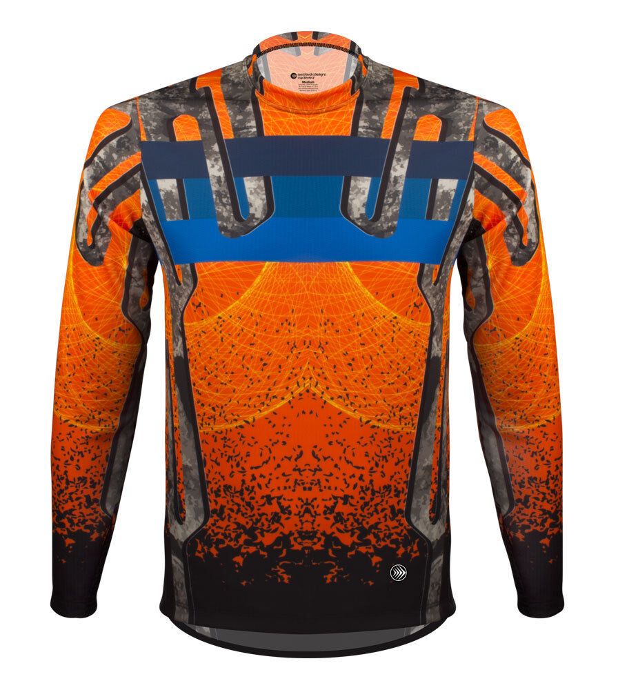 Aero Tech Designs Mens  Xcelerate Freestyle Cycling Bike Jersey Made in USA  free delivery and returns