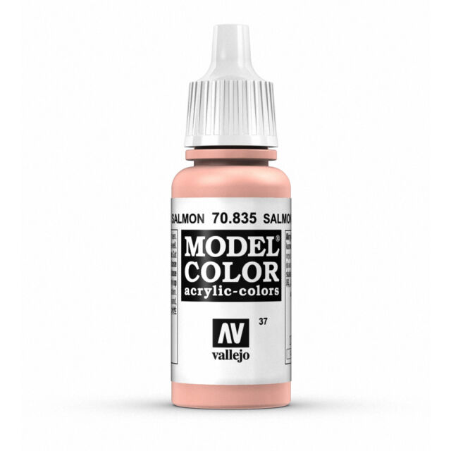Systems & Sets Salmone Rosa Modello Pittura 17ml Bottiglia Val835 Av Vallejo Model Color Painting Supplies